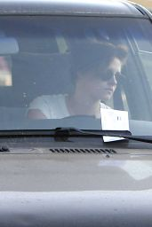 Kristen Stewart Street Style - Out in Los Angeles - October 2014