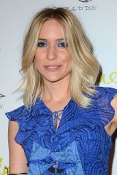 Kristin Cavallari Attending Emerald Duv New Jewelery Line Launch