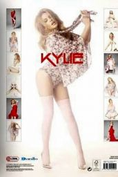 Kylie Minogue - Official Calendar 2015 Preview