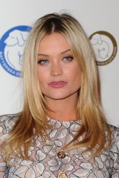 Laura Whitmore - Collars & Coats Gala Ball in London - October 2014