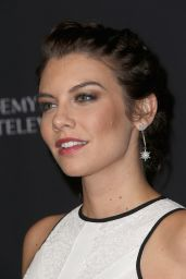 Lauren Cohan - 2014 BAFTA Los Angeles Jaguar Britannia Awards