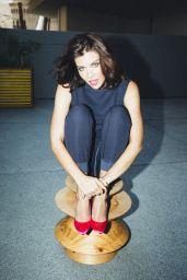 Lauren Cohan - Nylon Guys Magazine - October/November 2014 Issue