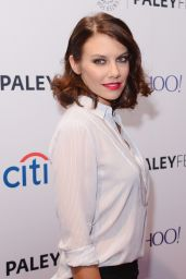 Lauren Cohan - Paleyfest Presents