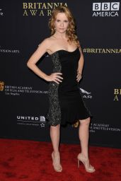 Lea Thompson – 2014 BAFTA Los Angeles Jaguar Britannia Awards
