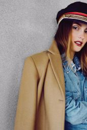 Leighton Meester - Photoshoot for Nylon Magazine - November 2014
