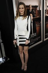 Leighton Meester - The Judge Premiere in Los Angeles