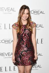 Liana Liberato – ELLE's 2014 Women in Hollywood Awards in Los Angeles