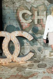 Lily Donaldson – CHANEL Dinner Celebrating No. 5 the Film in New York City