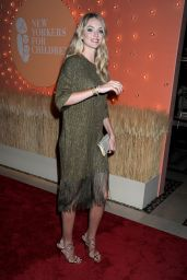 Lindsay Ellingson - 2014 New Yorkers For Children Gala in New York City