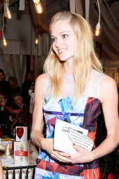 Lindsay Ellingson - 2014 Take Home A n*de Event at Sotheby
