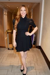 Lindsay Lohan - 2014 Women of the Year Lunch in London