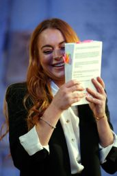 Lindsay Lohan - Photocall for 'Speed The Plow' at ... Kylie Minogue Kiss Me Once Photoshoot