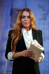Lindsay Lohan - Photocall for