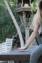 Lindsey Shaw - Voyage Clothing Photoshoot (2014)