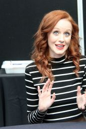 Lindy Booth - Promoting