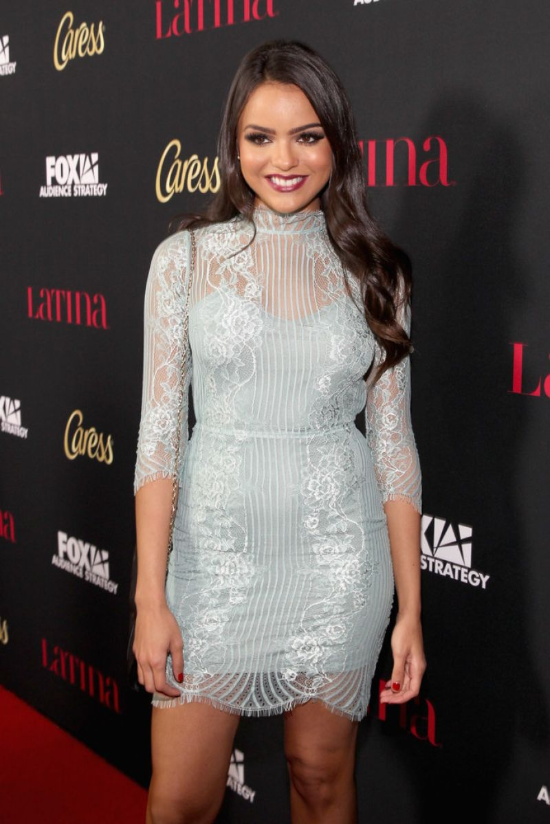 Lisa Ramos – Latina Magazine's 'Hollywood Hot List' Party in West Hollywood – October 2014