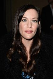Liv Tyler at Parish Fashion Week - Miu Miu Spring/Summer 2015 Fashion Show