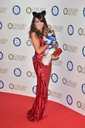 Lizzie Cundy – Battersea Dog's Collars & Coats Gala Ball in London – October 2014