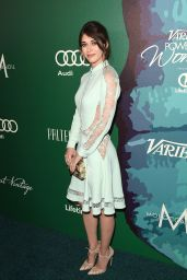 Lizzy Caplan – 2014 Variety Power Of Women Event in Beverly Hills