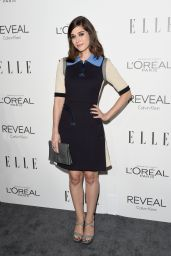 Lizzy Caplan – ELLE's 2014 Women in Hollywood Awards in Los Angeles