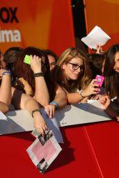 Lorella Boccia – 'Love, Rosie' Premiere – 2014 Rome Film Festival in Italy