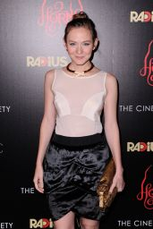 Louisa Krause – 'Horns' Premiere in New York City