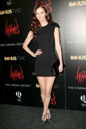 Lydia Hearst – 'Horns' Premiere in New York City