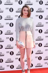 Maisie Williams - Radio One Teen Awards 2014 in London