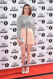 Maisie Williams - Radio One Teen Awards 2014 in London