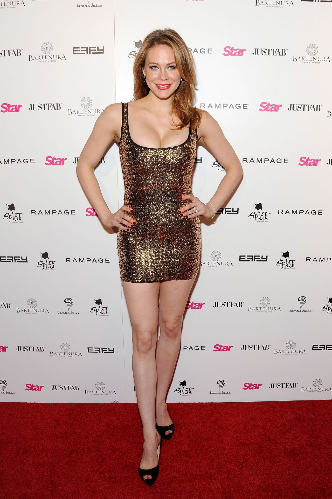 Maitland Ward – Star Magazine Scene Stealers Event in Los Angeles