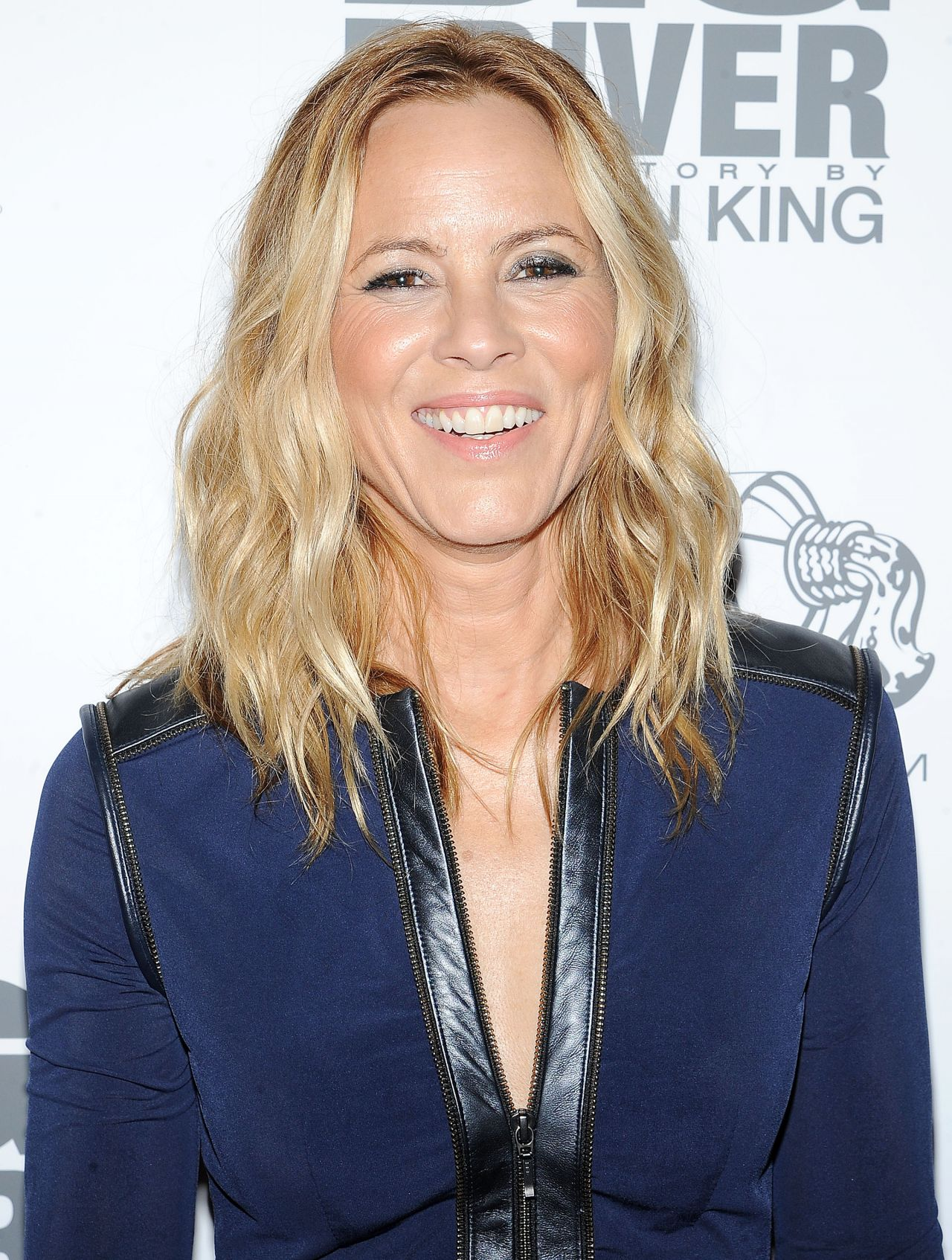 Maria Bello Big Drive Premiere In New York City