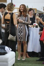 Maria Menounos - E! News Party in West Hollywood - October 2014