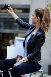 Maria Menounos - Ocean Spray Launch of PACt Cranberry Extract Water in New York City