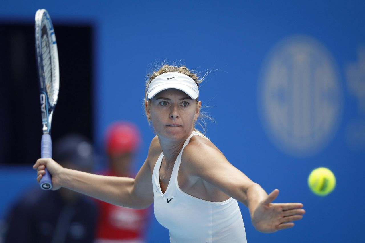 Maria Sharapova – 2014 China Open in Beijing – 2nd round