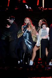 Mariah Carey Performs at Concert in China - October 2014