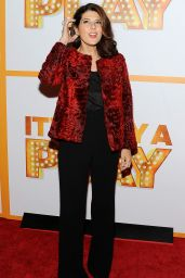 Marisa Tomei at Broadway Opening Night Performance of