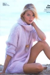 Martha Hunt - Lucky Magazine November 2014 Issue