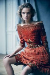 Marthe Wiggers - Photoshoot for Vogue Magazine (Australia) November 2014