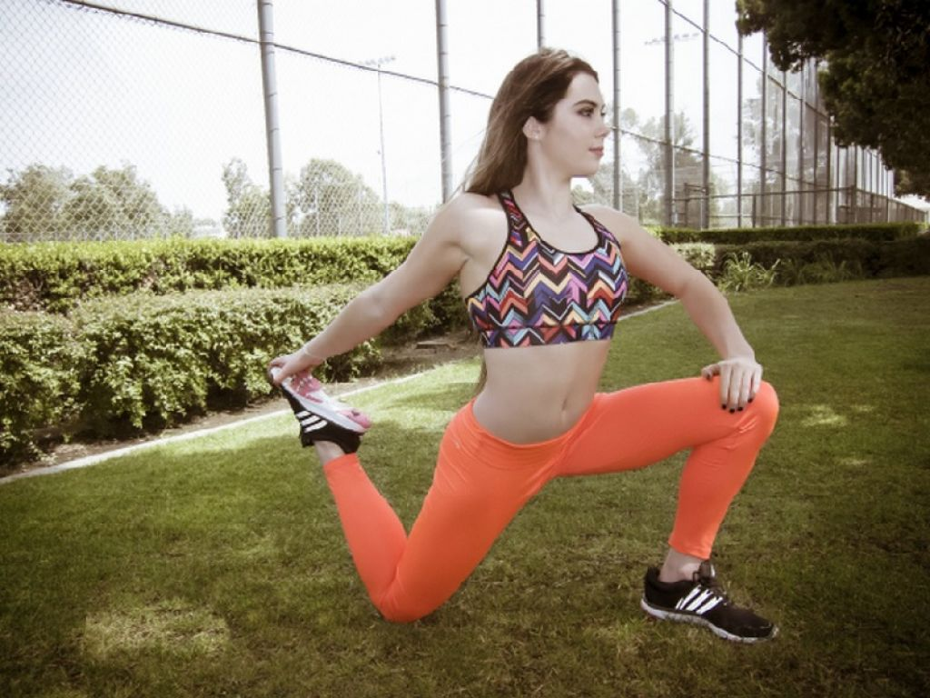 McKayla Maroney - Adidas Mygirls Photoshoot - September 2014