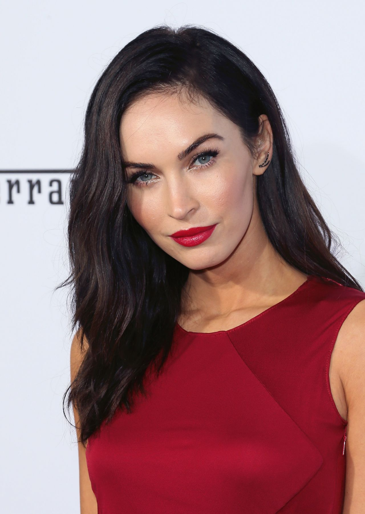 Megan Fox Ferrari S 60th Anniversary In The Usa Gala In