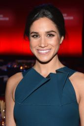 Meghan Markle - An Enduring Vision: A Benefit for the Elton John AIDS Foundation in New York City (2014)