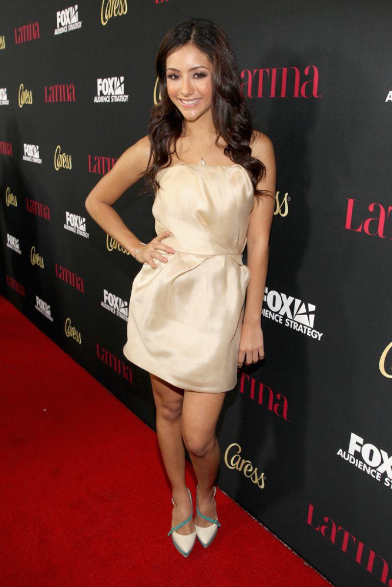 Melanie Iglesias  Latina Magazines Hollywood Hot List -4572