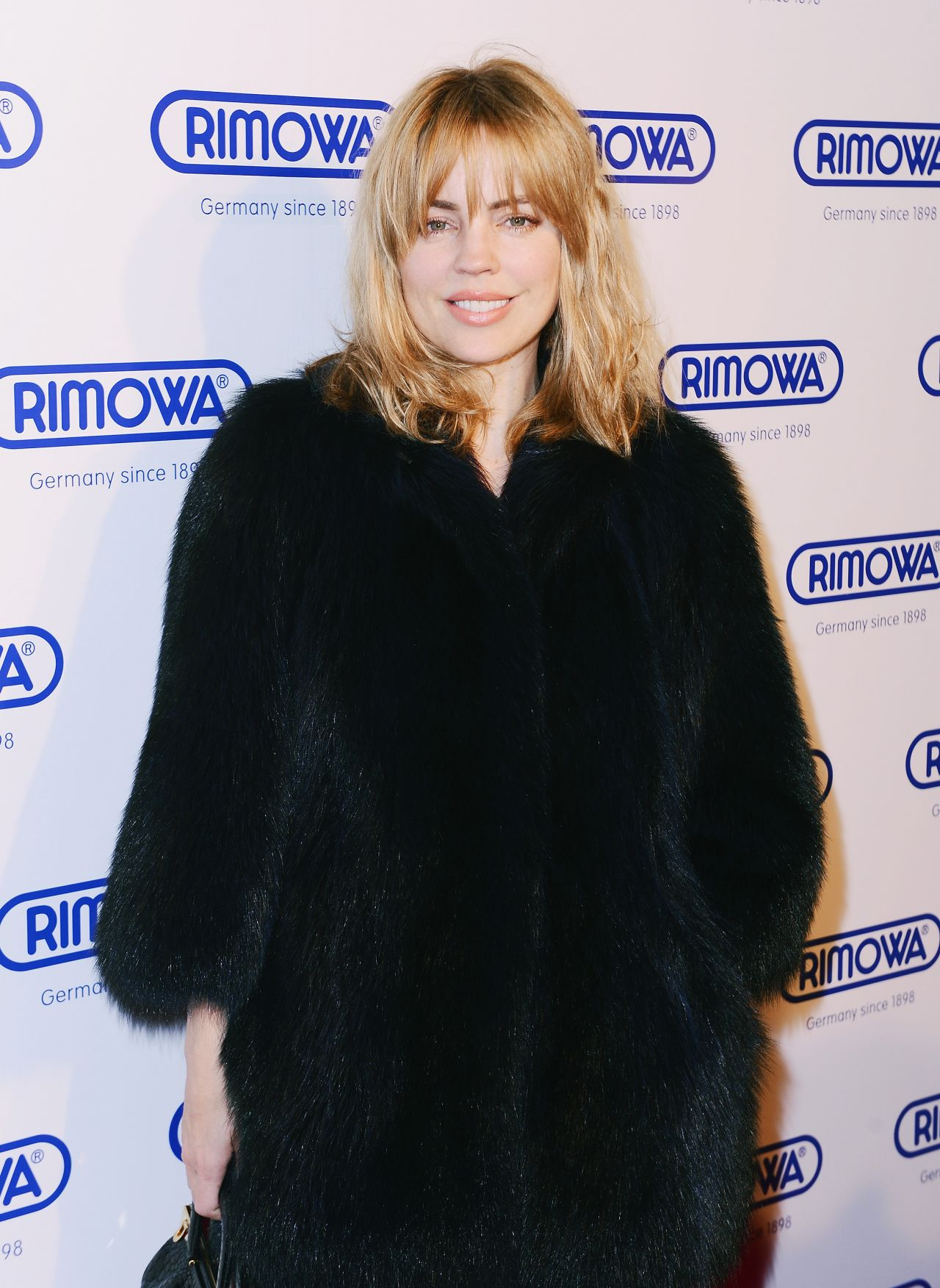 Melissa George - Rimowa Grand Opening in New York City
