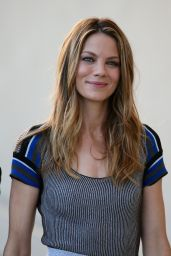 Michelle Monaghan - Leaving