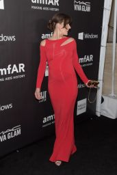 Milla Jovovich - 2014 amfAR LA Inspiration Gala in Hollywood