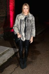 Millie Mackintosh at Launch Party for Estee Lauder: Hear Our Story, Share Yours, London - Oct. 2014