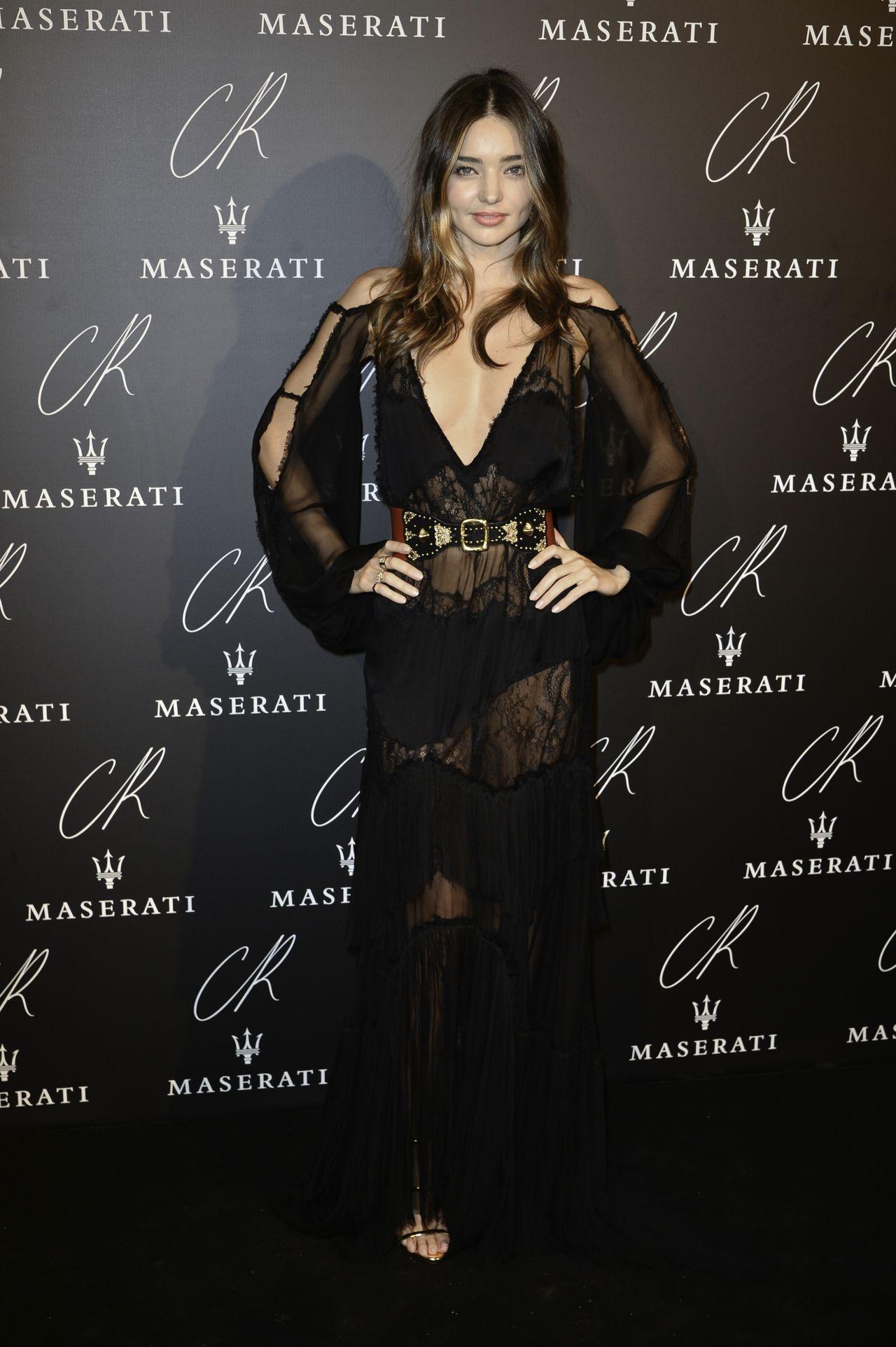 Miranda Kerr Cr Fashion Book Issue 5 Launch Party In Paris