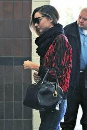 Miranda Kerr - Going to a Business Meeting in Encino - October 2014