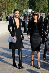 Miranda Kerr - Paris Fashion Week - Louis Vuitton Show - Oct. 2014