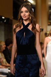 Miranda Kerr - Paris Fashion Week - Sonia Rykiel Spring/Summer 2015 Fashion Show
